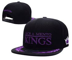 Sacramento Kings NBA Collection On Field Team Logo Black Adjustable Hat      See this great product. 348e7de5a664