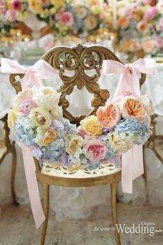 Marie Antoinette Wedding Inspiration via Elegant Wedding Magazine on Facebook www.MadamPaloozaEmporium.com www.facebook.com/MadamPalooza