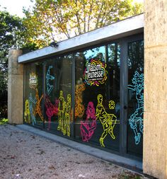 Identité visuelle de la Maison de la jeunesse de Saint Rémy de Provence