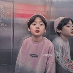 Kids Boys, Cute Boys, Cute Babies, Korean Babies, Asian Babies, Ulzzang Kids, Cute Korean, Beautiful Children, Boy Fashion