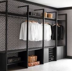 Open Wardrobe, Wardrobe Design Bedroom, Bedroom Wardrobe, Wardrobe Closet, Wardrobe Ideas, Winter Wardrobe, Capsule Wardrobe, Dressing Room Closet, Dressing Room Design