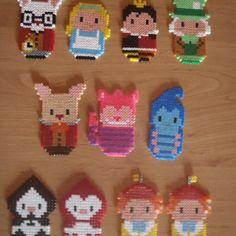 Creaciones de Fieltro y... más - Hama beads Disney