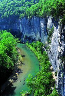 ✯ Buffalo National River - Ozark Mountains