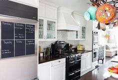Inside Jason Chauncey's Picture-Perfect Family Home - One Kings Lane  Tiles -- backsplash