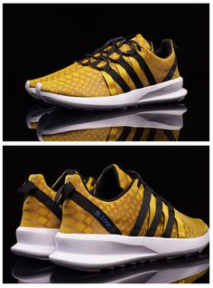 adidas SL Loop CT: Yellow/Black.. I just bought these in navy!!