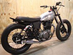 Yamaha - Street Tracker by Motogadgets