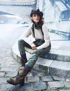 Kati Nescher par Lachlan Bailey pour Vogue Paris http://www.vogue.fr/mode/mannequins/diaporama/les-mannequins-du-numero-de-fevrier-2014-de-vogue-paris-emily-didonato-amanda-murphy-andreea-diaconu-edie-campbell-vanessa-axente/17430/image/930470#!kati-nescher-vogue-paris-fevrier-2014-lachlan-bailey-sur-les-quais