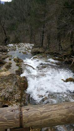 Nacimiento rio mundo
