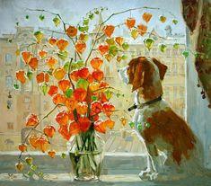 Maria Pavlova Paintings - AmO Images - AmO Images