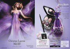 Fragancia femenina Christian Lacroix Nuit. AVON♥