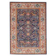 Multi Art Moderne Poiret Rug by Network Rugs. Get it now or find more All Rugs at Temple & Webster. Large Rugs, Small Rugs, Dark Blue Rug, Value Furniture, Transitional Rugs, Art Moderne, Round Rugs, Rug Cleaning, Contemporary Rugs