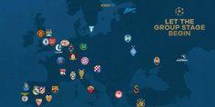 Equipos UEFA Champions League 2015