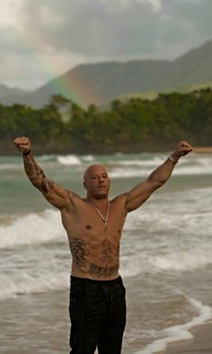 Top 100 Vin Diesel part 8 photos Fast And Furious Actors, The Furious, Vin Diesel Shirtless, Dom And Letty, Paul Walker Pictures, Hottest Male Celebrities, Catherine Zeta Jones, Hot Actors, Hollywood Actor