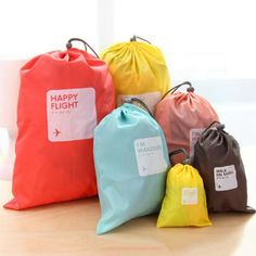 Wholesale Waterproof Storage Bags For Travel Shoe Laundry Lingerie Makeup Pouch For Cosmetic Underwear Organizer Underwear Storage, Underwear Organization, Shoe Bags For Travel, Travel Shoes, Swim Coach Gifts, Happy Flight, Gifts For Swimmers, Makeup Pouch, Nylon Bag