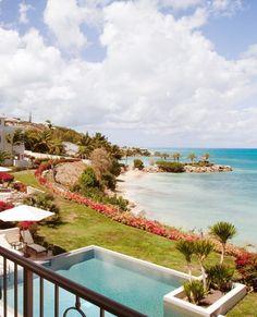Enjoy the warm Caribbean breeze on Antigua Island.