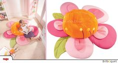 Snug Flower Beanbag Haba