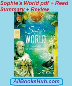 Download Sophie's World Pdf + Read Summary And Review