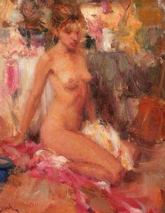 Dan Beck - Blonde Nude