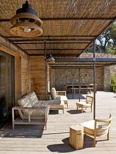 1000 ideas about abri terrasse on pinterest - Comment decorer sa terrasse ...