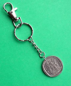 Birthday South African Coin Keyring Keychain, Personalise this Keychain… 21st Birthday, Birthstones, Initials, Irish, Coins, African, Personalized Items, Gifts, Etsy