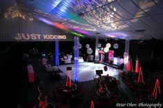 Transform a Gym into your Bar Mitzvah Fantasy  The Event Of A Lifetime, Inc.