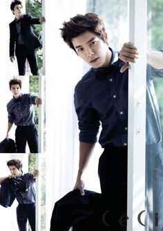 CeCi Magazine September Issue – Donghae