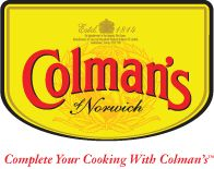 So why is Colman's mustard so irresistible? It's more than a condiment. Oh yes, you can slather it on sandwiches or put a dollop next to your sausage. But, Colman's secret is in blending high-quality brown mustard seeds (Brassica Juncea) and white mustard seeds (Sinapis Alba) to consistently produce a unique kick that's undeniably versatile and fiery enough to be called Colman's.