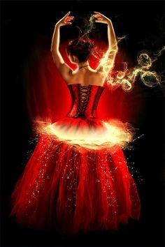 IMAGES POUR BLOGS ET FACEBOOK: Danseuse de flamenco