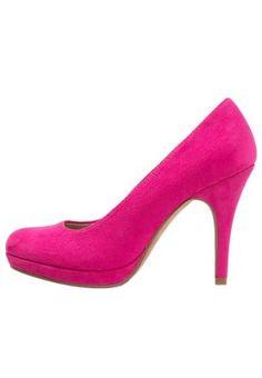 Genieße die neuen Candy-Colours! Tamaris Pumps - pink für 39,95 € (03.02.15) versandkostenfrei bei Zalando bestellen.