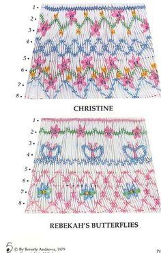 Beverly Andrews Designs - Christine/Rebekah's Butterflies