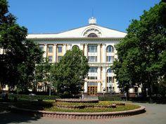 Каталог фотографий: Финансовый университет. Главный корпус