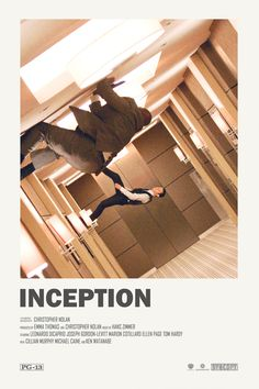Inception Alternative movie poster s