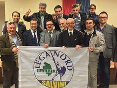 Claudio Ricci, 150 Delegati con le Liste Civiche e oltre 150 Delegati con la Lega Nord Noi con Salvini