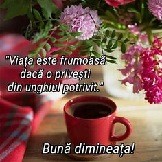 Good Morning, Mugs, Tableware, Motivation, Beauty, Buen Dia, Dinnerware, Bonjour, Tumblers