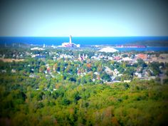 The home of Northern Michigan University, my alma mater. Oh The Places You'll Go, Places Ive Been, Picture Places, Upper Peninsula, Northern Michigan, I Want To Travel, Alma Mater, 3 Things, Blessings