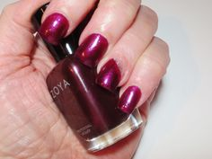 Zoya Rihana nail polish--review, pics, swatches @Prim Patel Escalona Beauty #zoya #rihana #nailpolish