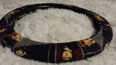 Harry Potter   Steering Wheel Cover  Seat Belt by SylMarCreations