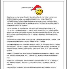 Toiminnallista elämää Pre School, Christmas Crafts, Classroom, Activities, Kids, Handmade Christmas Crafts, Children, Boys, Xmas Crafts