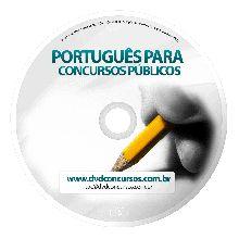 PORTUGUÊS PARA CONCURSOS 3 DVDS