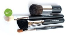 Moonstruck Face Brush Set