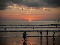 kuta beach photo bali