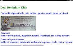 PSORIAZIS-CORESPONDENTA DENIPLANT: Deniplant kids pentru psoriazis la copii Plant