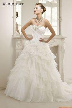 Robes de mariée Ronald Joyce Primavera 2013