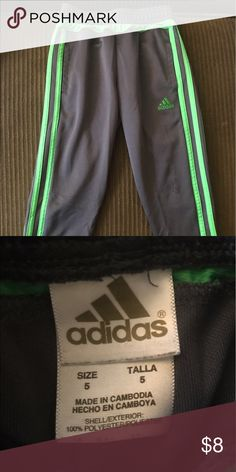 Adidas boys track pants Smoke free pet free home. Great condition. Gently worn. adidas Bottoms Sweatpants & Joggers