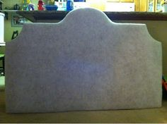 Headboard out of cardboard $30