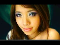 Makeup Tutorial Michelle Phan Aurora Eyes  ...now all i need are all of her eyeshadow options !!