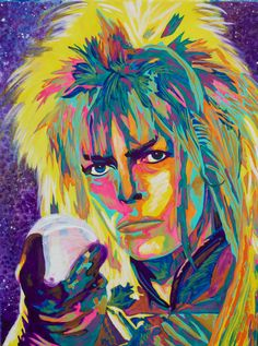 Spectra David Bowie RIP by catharticcreations on Etsy