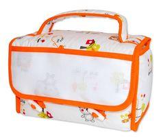 Vanity à broder imprimé oursons - Point de Croix bébé. Craft, Diaper Bag, Lunch Box, Bear Cubs, La Perla Lingerie, Embroidery, Bebe, Hand Crafts, Creative Crafts