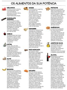 alimentos-da-virilidade-masculina Get Healthy, Healthy Tips, Healthy Recipes, Light Diet, Skinny Recipes, Low Carb Diet, Utila, Fitness Nutrition, Going Vegan