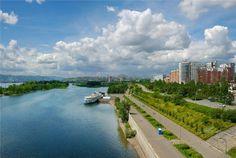 Krasnoyarsk City, Russia